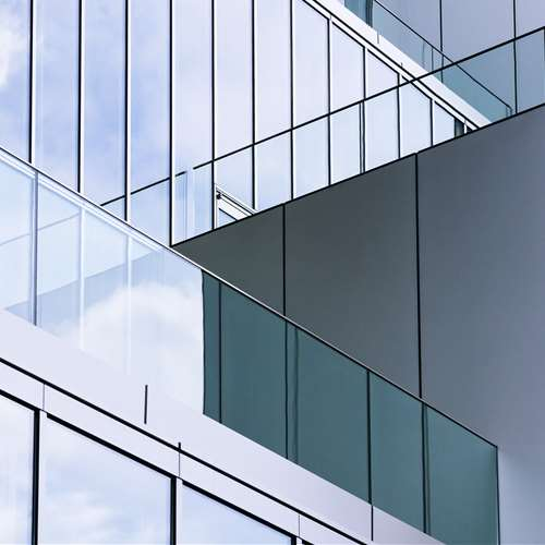 Traditional company in the glass construction sector